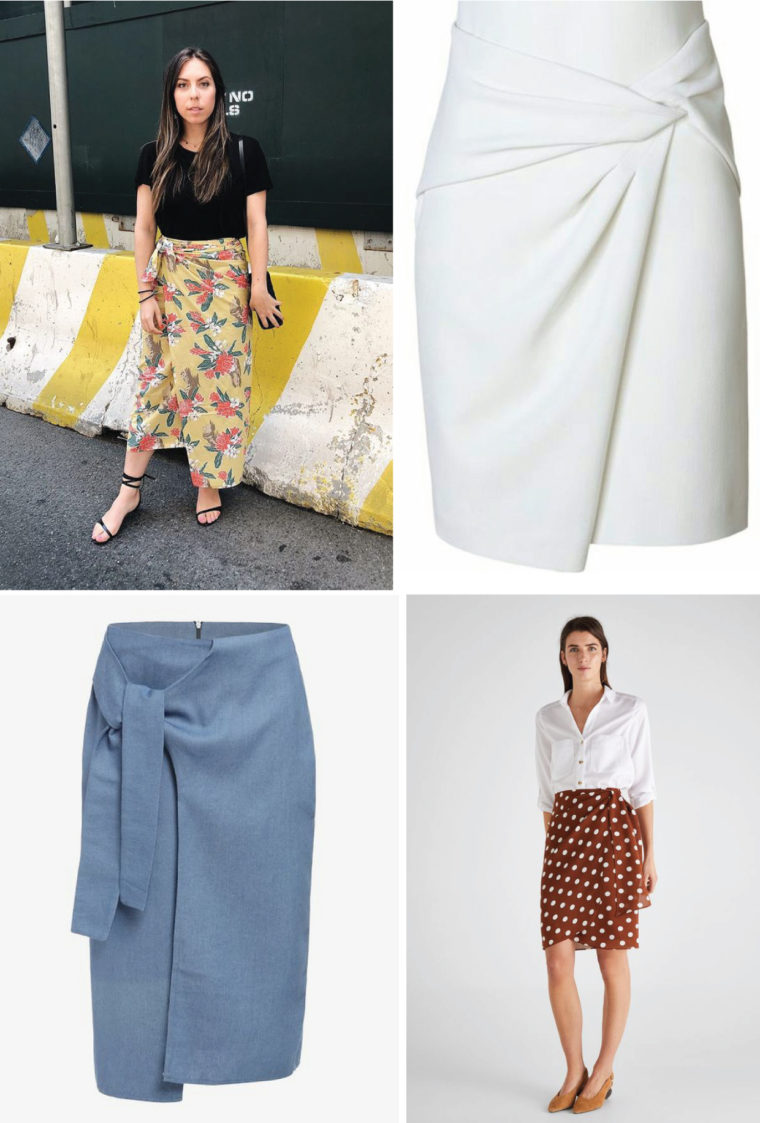 Liesl + Co Kensington Knit Skirt sewing pattern inspiration