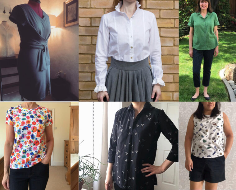 Our customers sewed amazing things from Liesl + Co. patterns this spring.