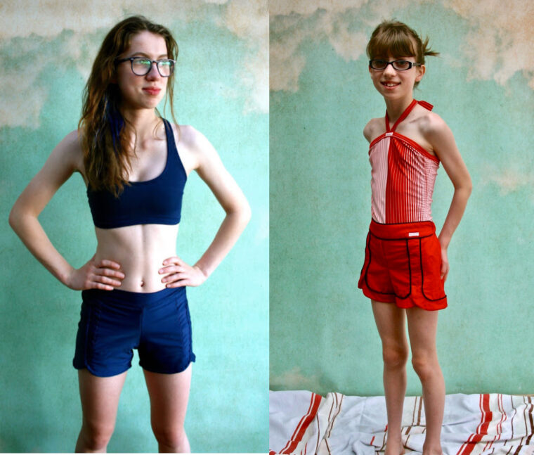 Here's a list of some great patterns that make sewing swimwear easy.