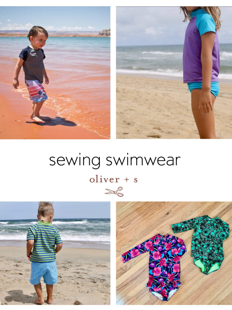 Sewing swimwear doesn't have to be scary. We've got some tips and pattern suggestions for you.