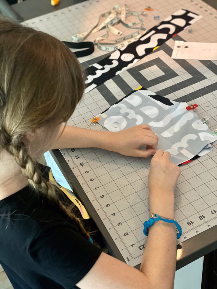 Need to teach a child to sew? Check out this post.
