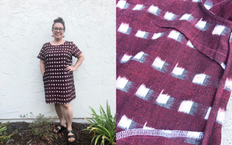 Sewing and body positivity: Talitha's story.