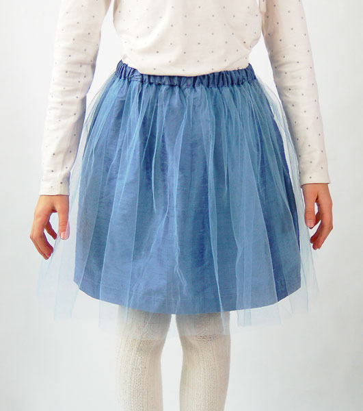 Onstage Tutu Skirt | Free Sewing Patterns | Oliver + S