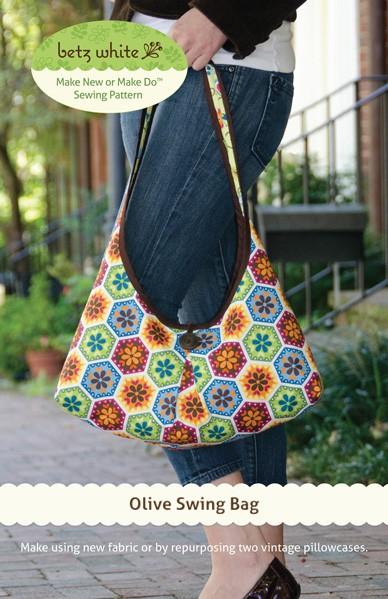 Digital Olive Swing Bag Sewing Pattern | Shop | Oliver + S
