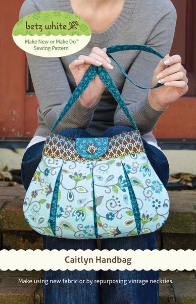 Digital Caitlyn Handbag Sewing Pattern