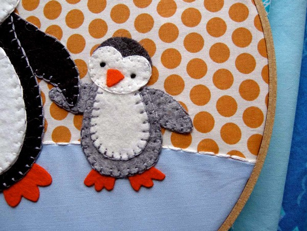 Digital Polar Pal Appliques Sewing Pattern | Shop | Oliver + S