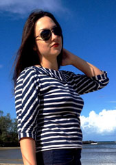 digital cabarita knit top sewing pattern