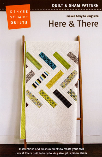 Digital Here There Quilt Sham Pattern Shop Oliver S