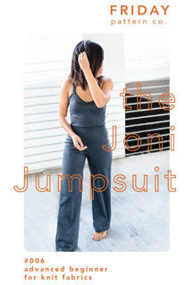 digital joni jumpsuit sewing pattern