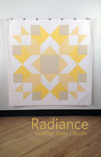 digital radiance quilt sewing pattern