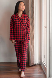 digital pine cove pajamas sewing pattern