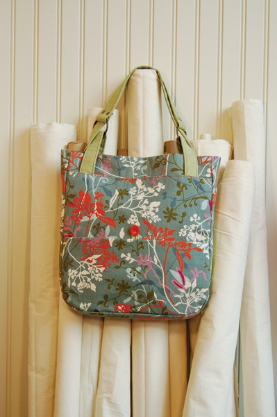 Park Backpack Tote Sewing Pattern