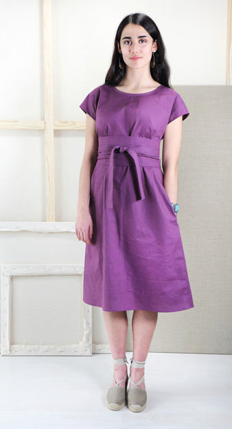 terrace dress sewing pattern