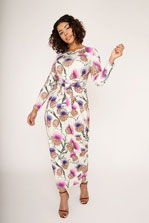 digital kielo wrap dress sewing pattern