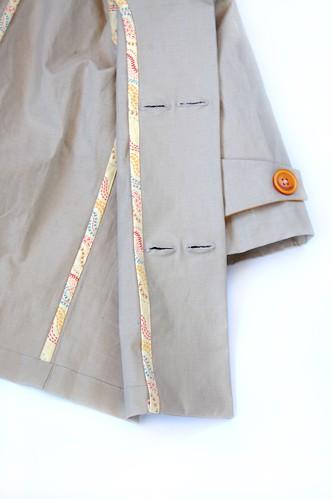 Digital Secret Agent Trench Coat Sewing Pattern Shop Oliver S