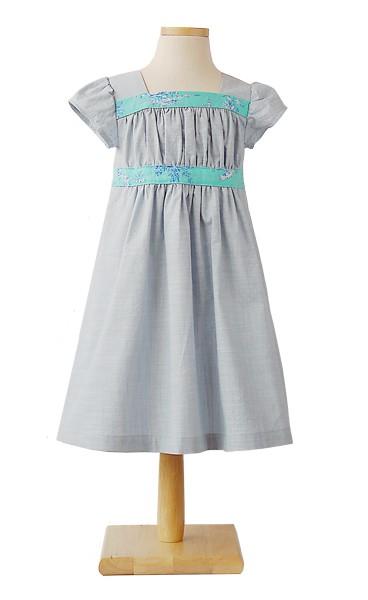 Digital Garden Party Dress + Blouse Sewing Pattern | Shop | Oliver + S