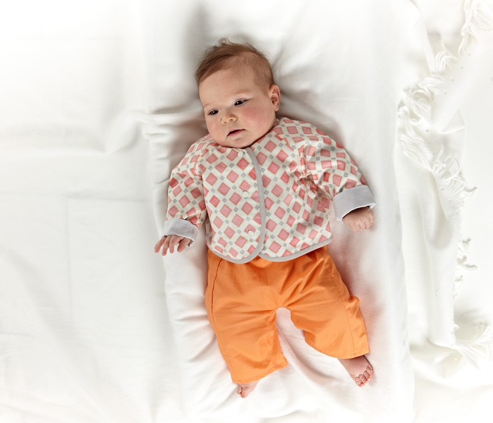 Lullaby Layette Set Sewing Pattern | Shop | Oliver + S