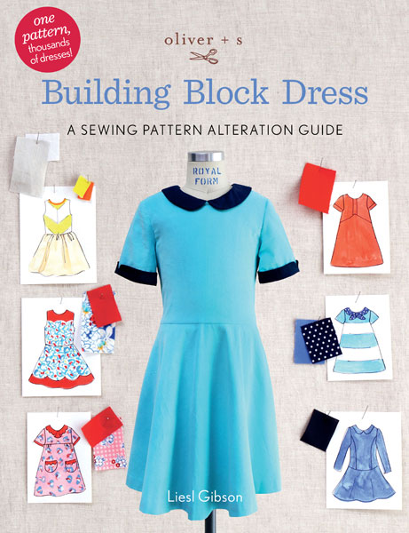 Oliver + S Building Block Dress | Shop | Oliver + S