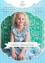 digital cathy dress/top sewing pattern