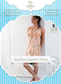 digital meghan peasant sewing pattern