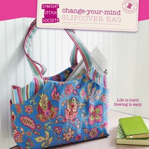 change your mind slipcover bag sewing pattern