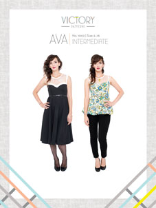 digital ava sewing pattern
