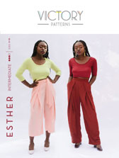 digital esther sewing pattern