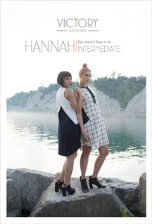 digital hannah sewing pattern