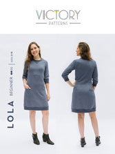digital lola sewing pattern
