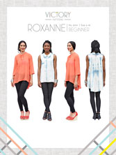 digital roxanne sewing pattern