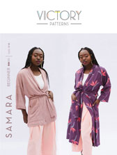 digital samara sewing pattern