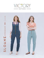 digital sloane sewing pattern