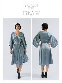 digital trina sewing pattern