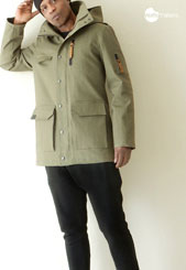 digital tosti utility jacket for men sewing pattern