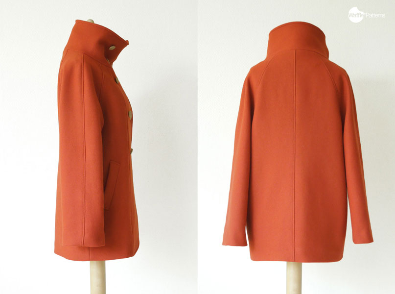 Digital Yuzu Raglan Coat Sewing Pattern Shop Oliver S Best Coat Pattern