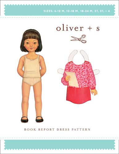 Sewing Patterns for Children from Oliver + S